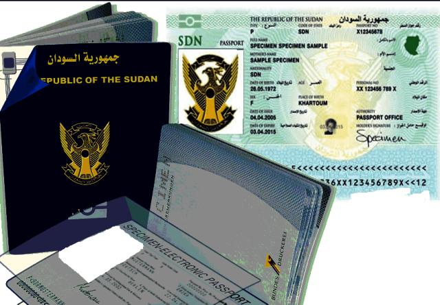 مراجعة كافة الجوازات الممنوحة للأجانب