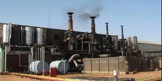 جنوب دارفور تعلن بدء التشغيل التجريبى لمحطة كهرباء نيالا