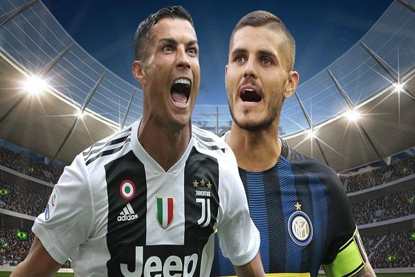 الدوري الإيطالي – إنتر يتطلّع لفرملة رونالدو ويوفنتوس