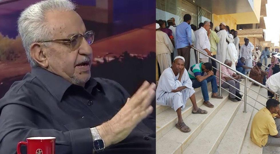 بالفيديو : حمدي ينعي الاقتصاد السوداني ويقول :أزمة السيولة (وقعت على رأس البنك المركزي ) وحلها سيطول