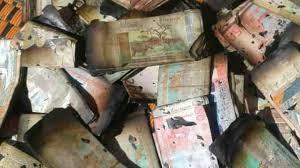 """""""850"""" مليون جنيه، قضت عليها ألسنة النيران تجار سوق أم درمان … الحكومة تجبر الضرر بـ(الاستبدال)"""