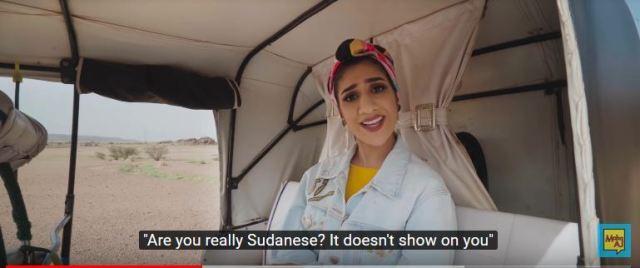 بالفيديو.. أغنية (راب) للنجمة السودانية مها جعفر تحصد أكثر من مليون مشاهدة في أقل من شهر
