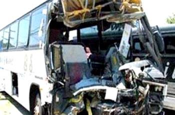 مقتل 14 شخصاً فى حادث مرورى بدارفور