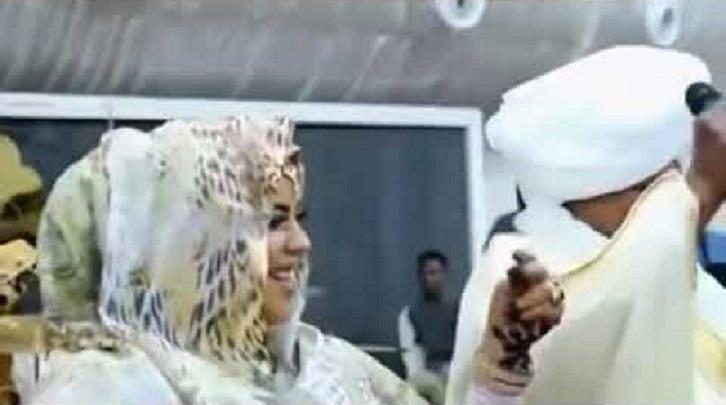 بالفيديو : دويتو (مبروك عليك الليلة يا نعومة) يبرز صورة مبهرة للانسجام بين ترباس وندى القلعة