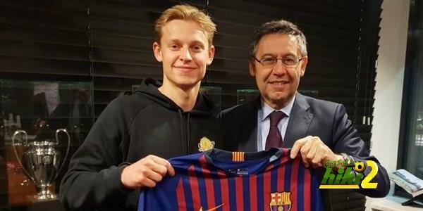 أسرار صفقة الموسم …الحيلة التي إستخدمها برشلونة لخطف دي يونج !