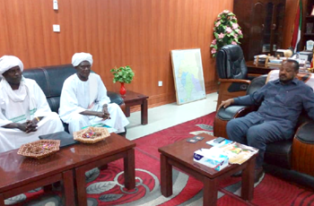 """""""الأمة الفيدرالي""""  يطيح برئيسه في شمال دارفور"""