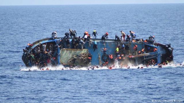 القضارف تودع فلذات أكبادها بالدمع في غرق قارب بـ(المتوسط)