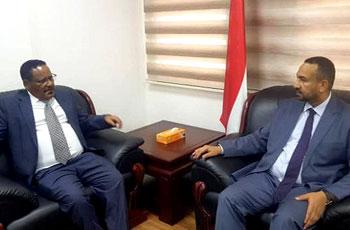 """اجتماع اللجان """"السودانية الإثيوبية"""" المشتركة فبراير المقبل"""