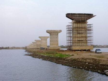 البنى التحتية: ترتيبات لإنشاء (3) جسور جديدة بالخرطوم