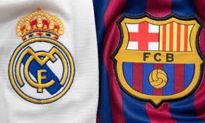 إعلان موعد كلاسيكو ريال مدريد وبرشلونة بالليجا