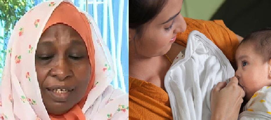 بالفيديو : على الرجل دفع أجرة للمرأة المطلقة مقابل الرضاعة