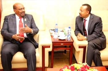 قمة سودانية إثيوبية تؤكد على تكوين قوات مشتركة