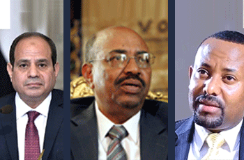 قمة رئاسية بين السودان ومصر وإثيوبيا بأديس