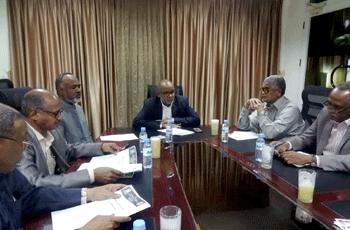 الخرطوم  : الشروع في مسح 8 قرى تمهيداً لتخطيطها