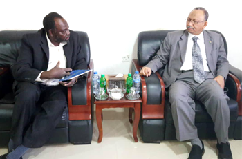 متولي: قرب انتهاء أزمة الطلاب السودانيين بليبيا