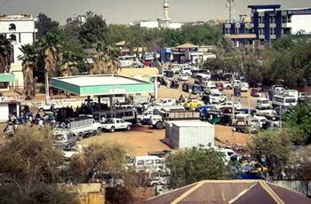 الجزيرة تتجاوز أزمة الوقود