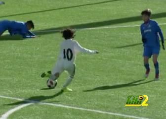 بالفيديو: هدف رائع لجوهرة ريال مدريد الملقب بميسي الجديد