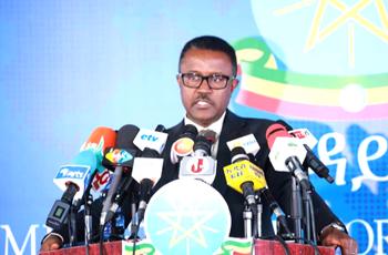 أثيوبيا تنفي التهديد بقطع العلاقات مع السودان