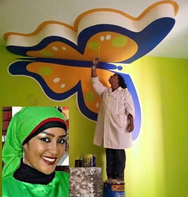 التشكيلية إيثار عبد العزيز تنتظر النطق بالحكم في قضيتها ضد محلية الخرطوم بعد أكثر من عام ونصف من التقاضي