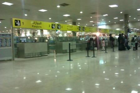 مطار الخرطوم..ارتباك جوي ..!!
