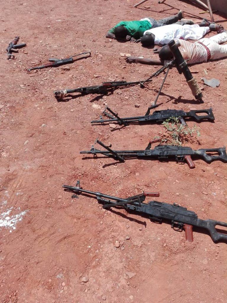 بالصور : تفاصيل دوي انفجارات وتبادل كثيف لإطلاق النار جوار سجن الهُدي غرب أم درمان