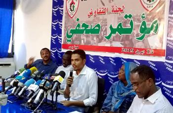 قوى الحرية تطالب المجلس العسكري بقائمة لمعتقلي النظام المخلوع