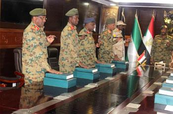 المجلس العسكري و الحركات المسلحة… خطوات حثيثة نحو (السلام)