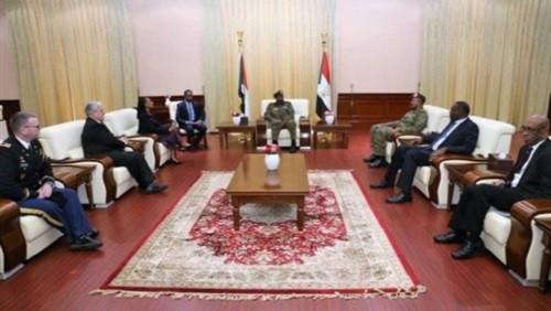 أمريكا تستعجل تشكيل حكومة مدنية في السودان