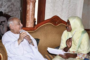 رئيس الجبهة الوطنية العريضة علي محمود حسنين :