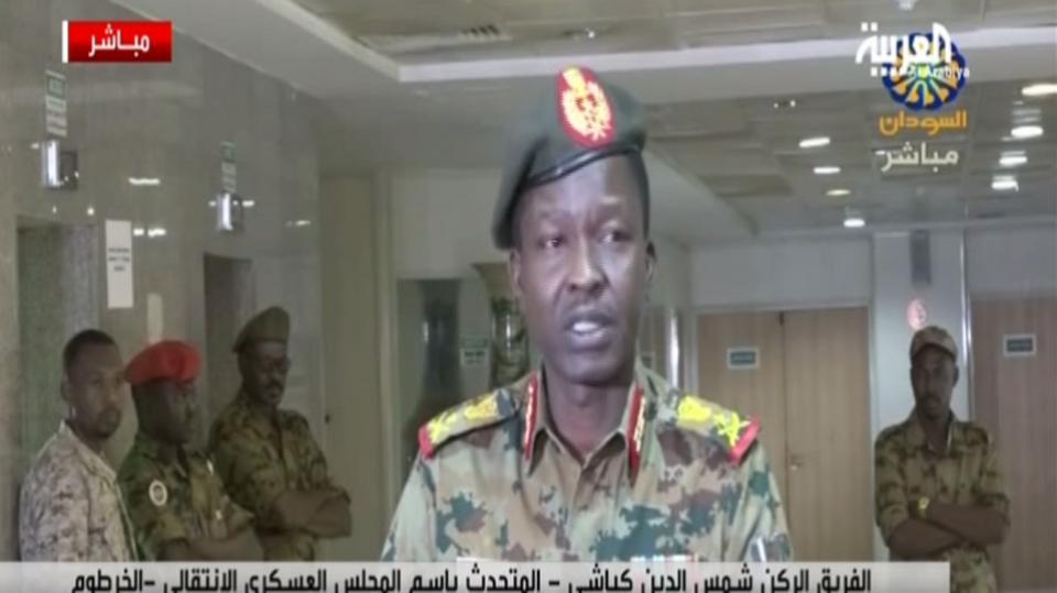 المجلس العسكري يحيل بن عوف وعبدالمعروف وقوش للمعاش ويعيين مديراً جديداً لجهاز الأمن