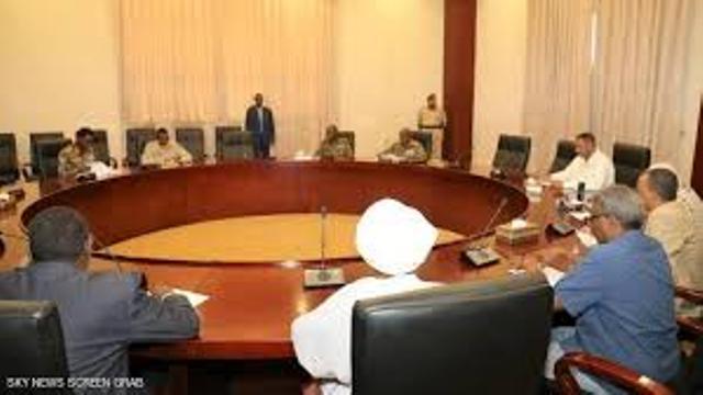 مجلس الأحزاب يثمن الاتفاق بين العسكري والتغيير