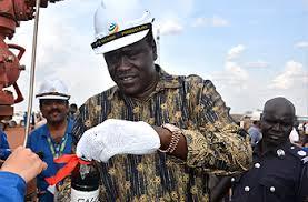 إعادة ضخ النفط بحقل النار بجنوب السودان