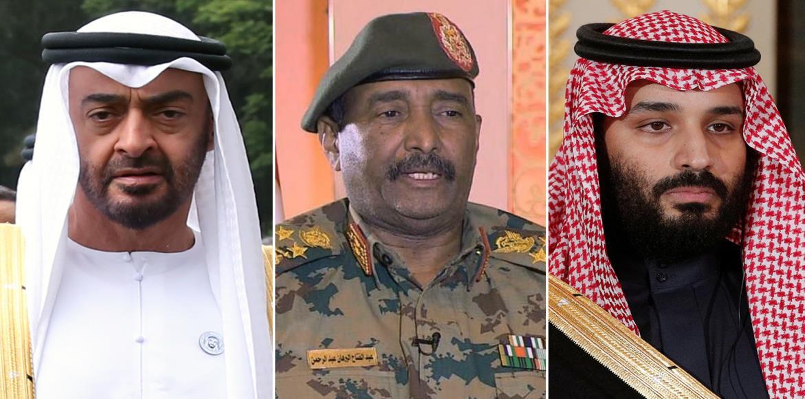 هل سيقطف بن زايد وبن سلمان ثمرة الثورة السودانية؟