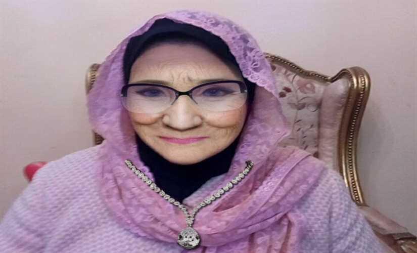 بالفيديو : ناشطة مصرية متنكرة تستنكر  حرب الشتائم المصرية السودانية بسبب الممثلة شيماء