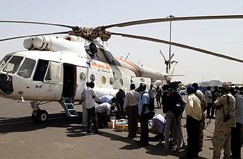 المغرب تتبرأ من شحنة الذهب المضبوط في السودان