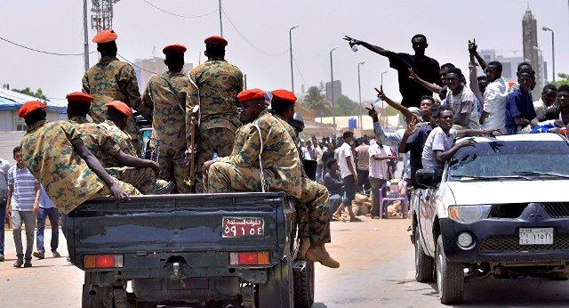 قرار مرتقب بإنزال قوات أمنية وعسكرية في شوارع الخرطوم