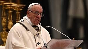 بالفيديو : البابا فرنسيس يصلي من أجل السودان