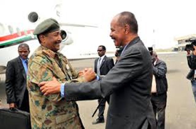 إريتريا: نظام البشير اتبع سياسة إقليمية متهورة بثت الفتنة في المنطقة