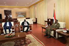 جوبا تطرح مبادرة لحل الأزمة في السودان