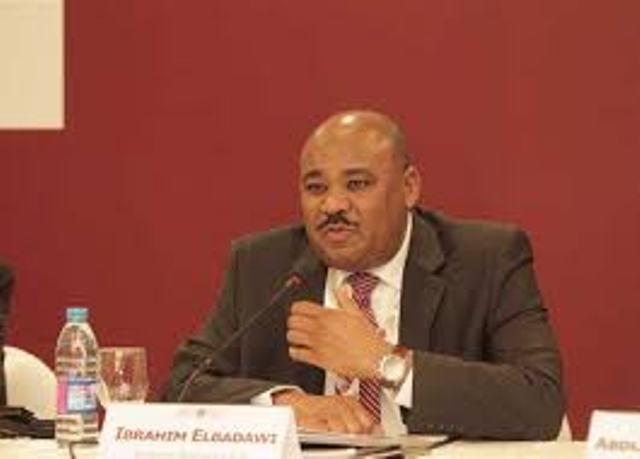 وزير المالية السوداني يتوجه لواشنطن