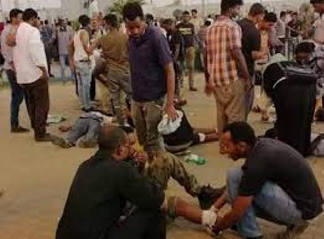 مجزرة 8 رمضان.. أحداث المقدمة التي انتهت بفض الاعتصام