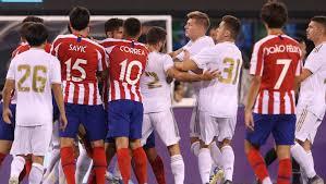 بالفيديو : أتلتيكو يهين ريال مدريد بهزيمة تاريخية