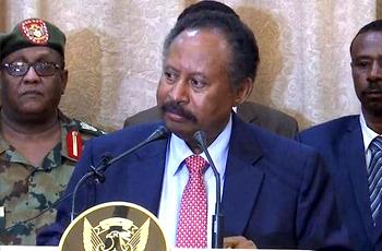 جولات حمدوك الخارجية.. وجه السودان المدني