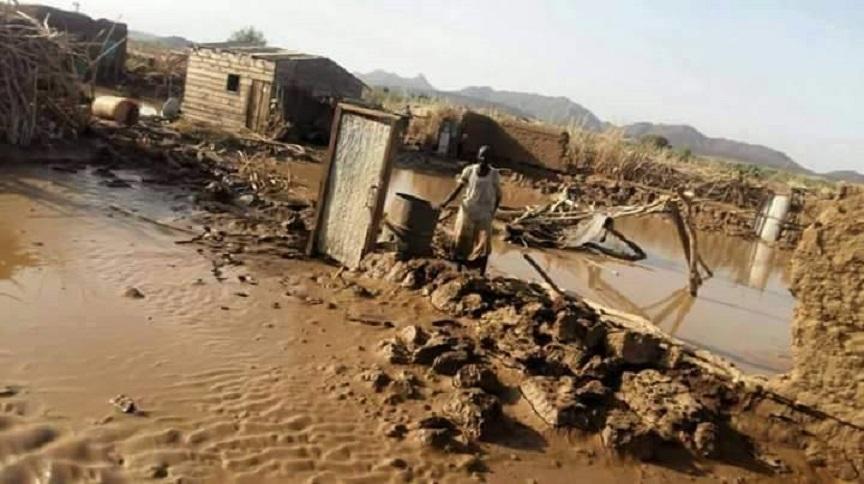 مصرع (10) وانهيار (3.380) منزلاً جراء السيول