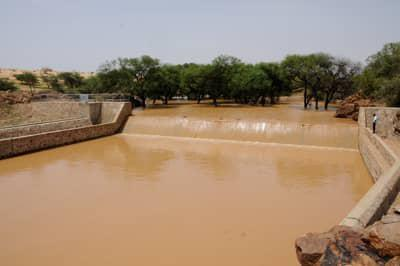 موجة فيضانات جديدة تهدد باجتياح (الخرطوم)