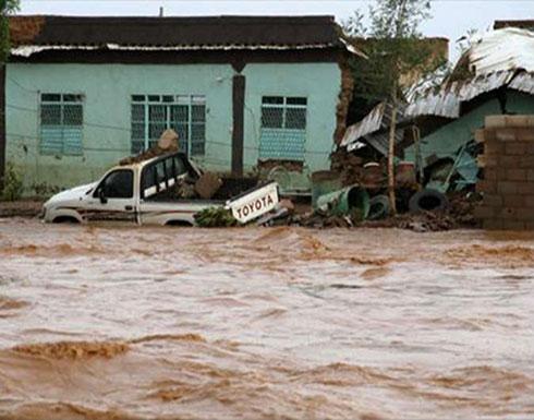 عاجل .. وزارة الري والموارد المائية: مناسيب المياه تتجاوز منسوب الفيضان في كل من الخرطوم وعطبرة