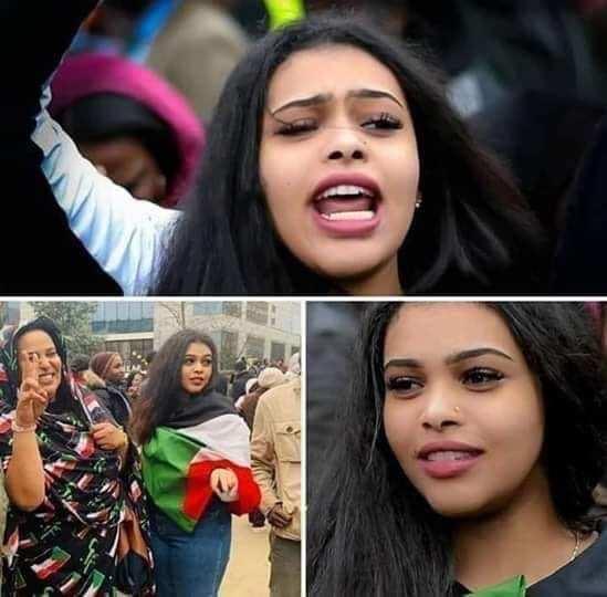 ناشطون على مواقع التواصل: (تعرضنا للخداع من حسناوات المظاهرات بأوروبا)