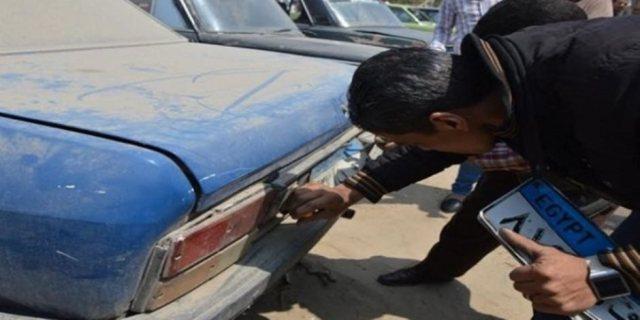 مباحث ولاية الخرطوم تضبط مصنعاً يصنع اللوحات المزورة