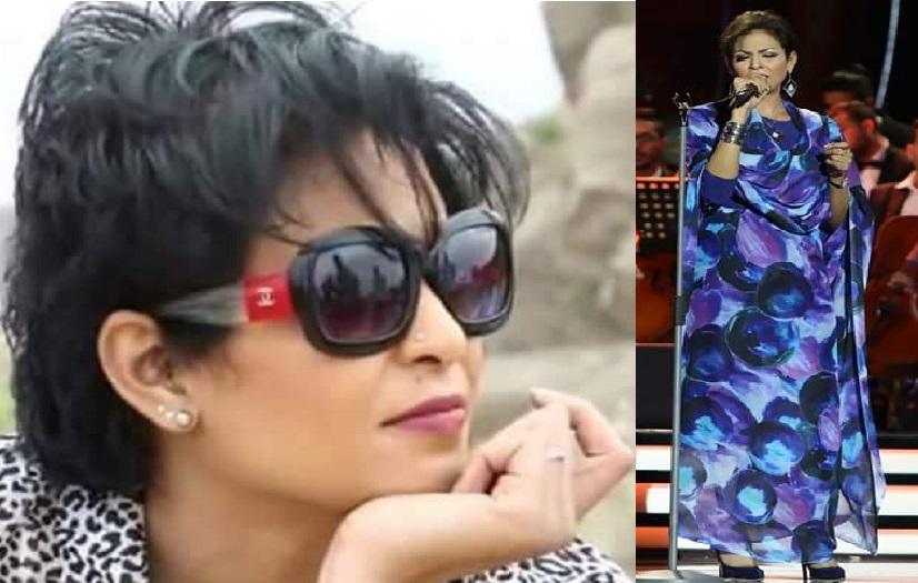 بالفيديو: الديمقراطية والحريات تقود نانسي عجاج للغناء في تونس بالثوب السوداني ورواد المواقع ينبهرون (بعقلها)
