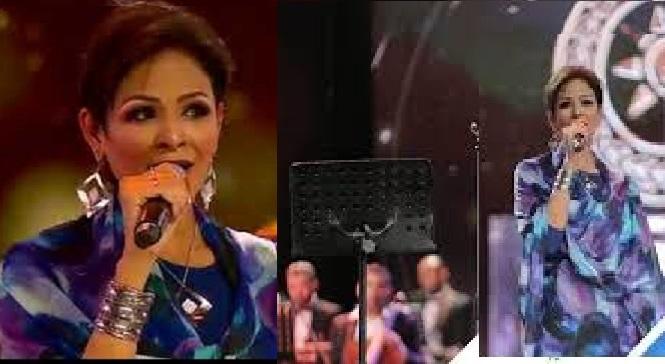 بالفيديو : نانسي عجاج تبث الروح مجدداً في الثورة السودانية وهي تغني للعرب بتونس (مرحبتين بلدنا حبابا)